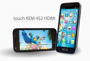 Mobiistar Touch Kem 452 HDMI